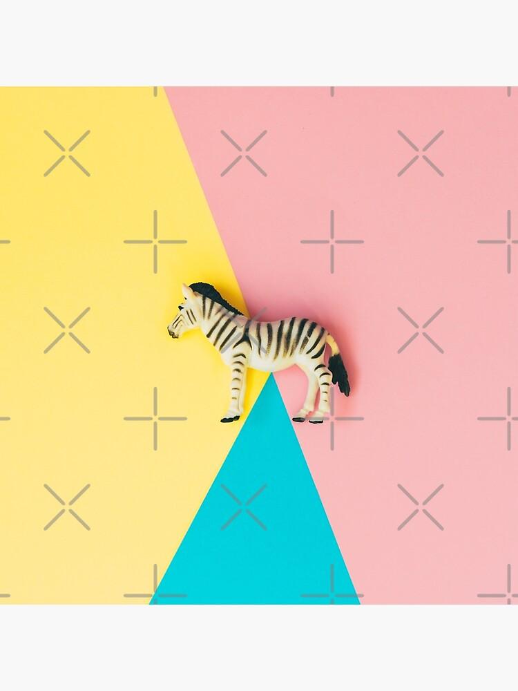 Wild zebra by KatyaHavok