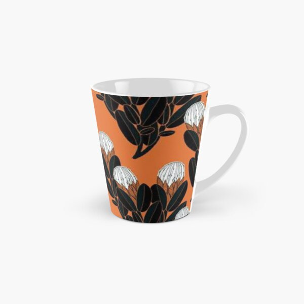 AESTHETIC FLORAL DESIGN Tall Mug