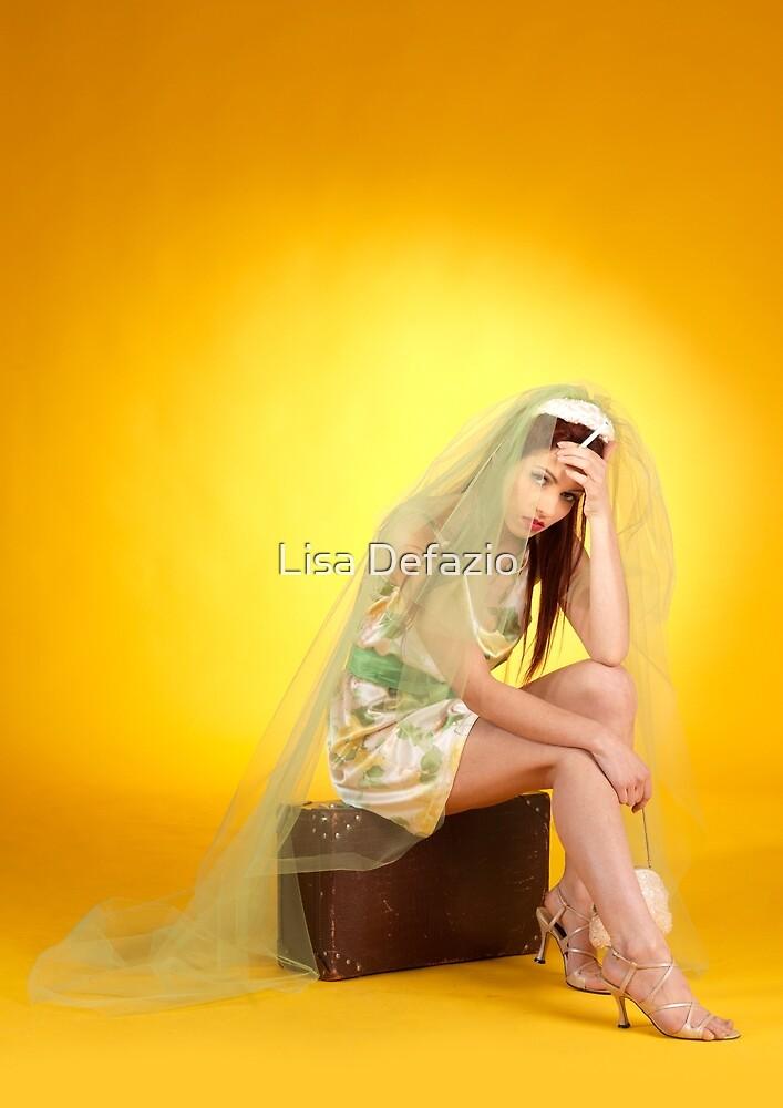 The Bride by Lisa Defazio