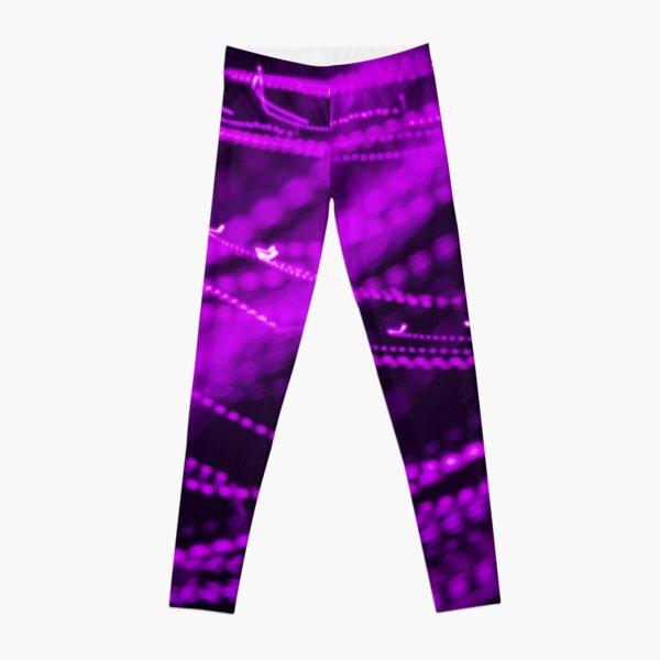 Violet Wire Leggings