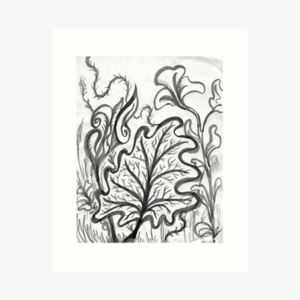 Folia Art Print