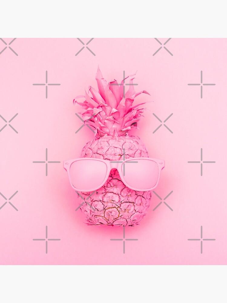 Pink Pineapple by KatyaHavok