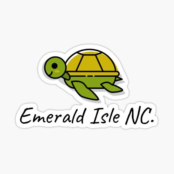 Emerald isle NC. Sticker