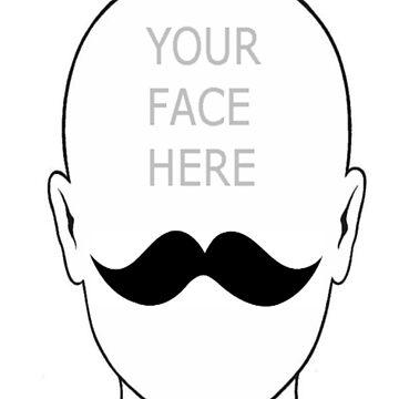 Imaginary Facial Hair by JapanReborn