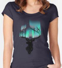 Nordlichter Tailliertes Rundhals-Shirt