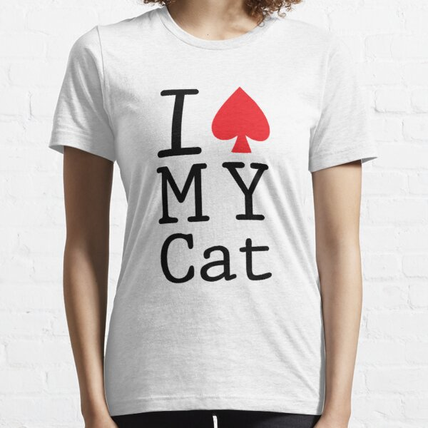 I Spayed My Cat Essential T-Shirt