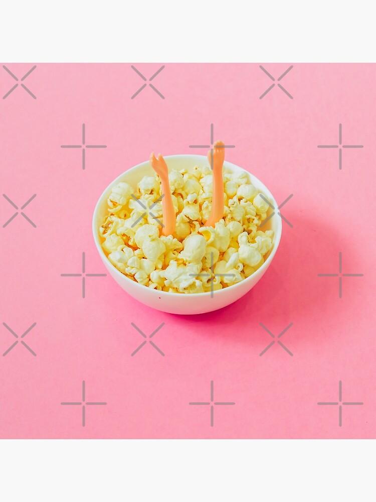 Popcorn Art by KatyaHavok