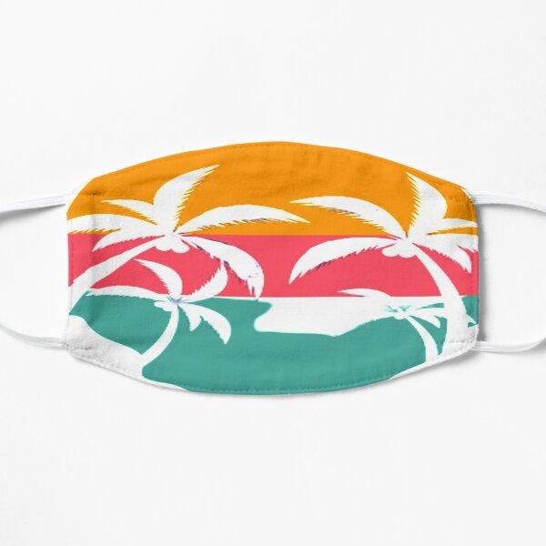 California santa monica beach. Mask