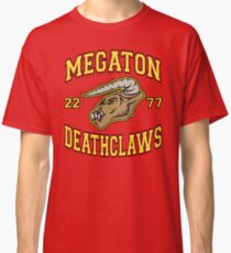 Megaton Deathclaws Classic T-Shirt