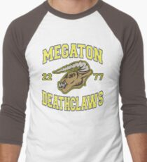 Megaton Deathclaws Men's Baseball ¾ T-Shirt