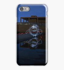 Stimulated Emission iPhone Case/Skin