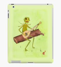 It Ain't Easy Being Green iPad Case/Skin