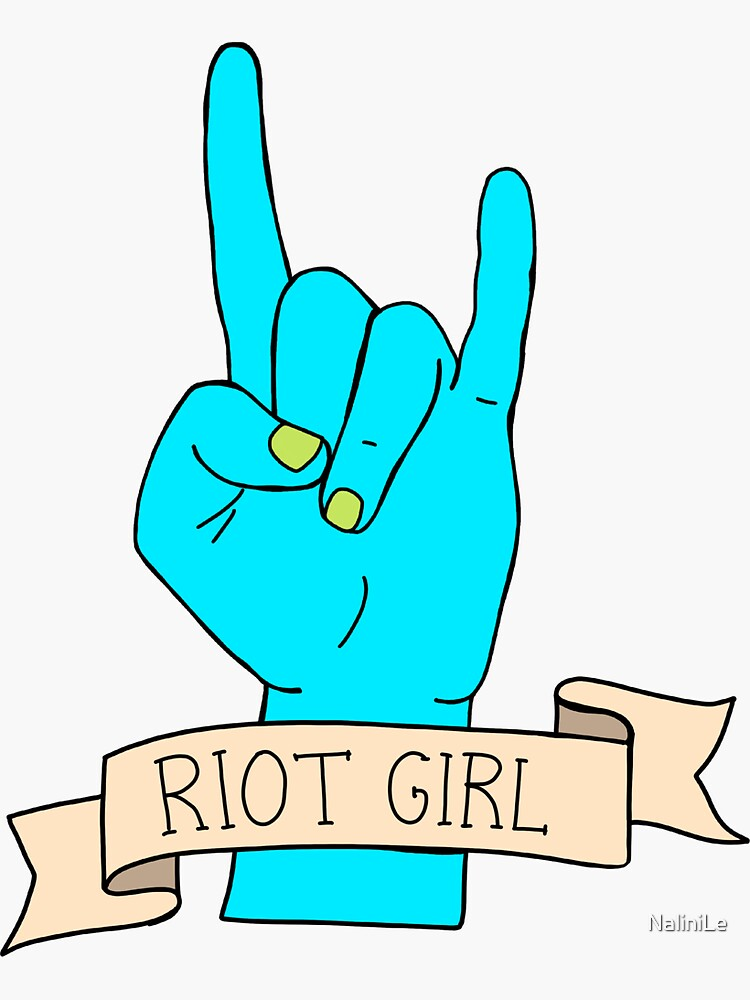 Riot Girl  by NaliniLe