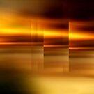 Golden beach. III by Bluesrose