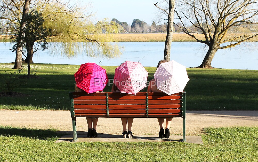 Parasols by BYPhotography