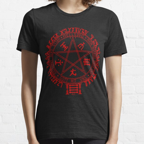 Hellsing Seal Essential T-Shirt