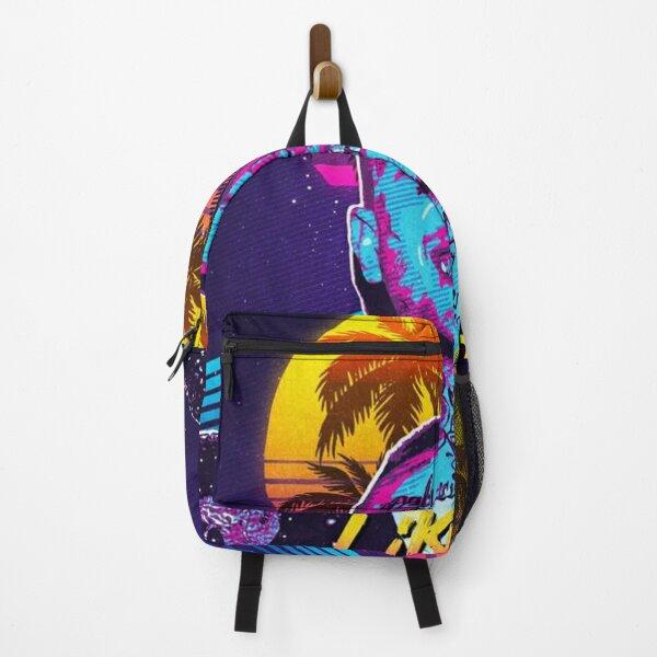 Lil Peep Poster Design  Backpack