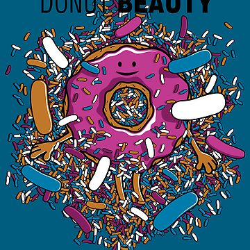 Donut Beauty by 2mzdesign