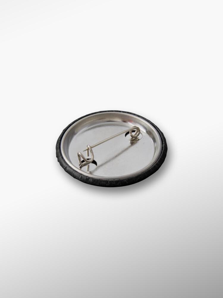 Alternate view of Mothman Original Pin