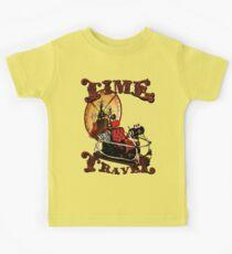 Time Travel Kids Tee