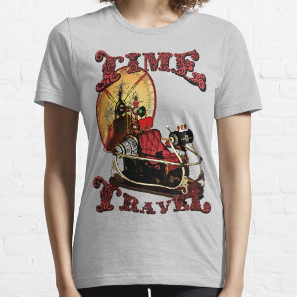 Time Travel Essential T-Shirt