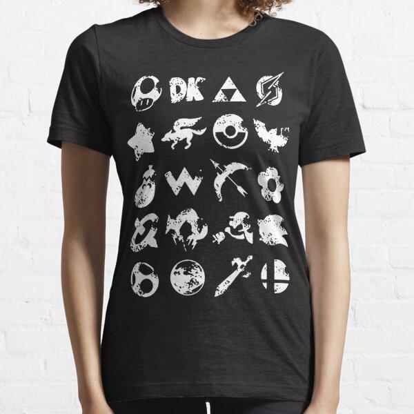Grunge Smash Essential T-Shirt