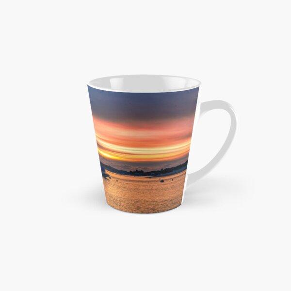 Bembridge Harbour Sunset Tall Mug