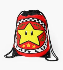 Star Cup Drawstring Bag