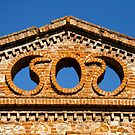 Architectural Detail by Kuzeytac
