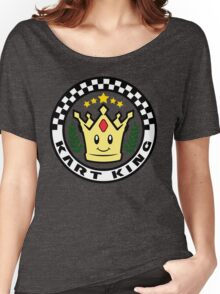 Kart King Women's Relaxed Fit T-Shirt