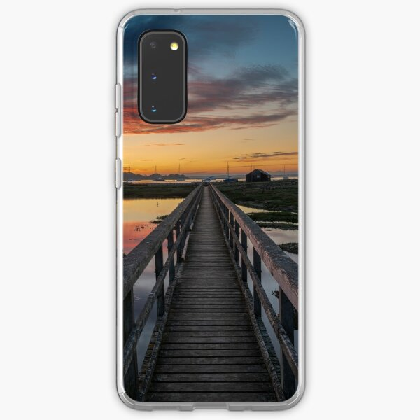 Newtown Isle Of Wight Samsung Galaxy Soft Case