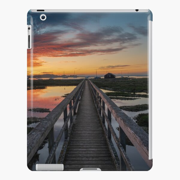Newtown Isle Of Wight iPad Snap Case