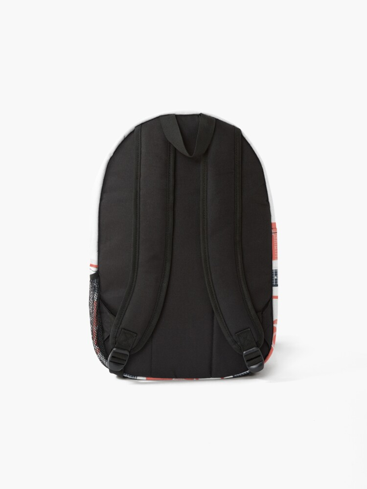 Alternate view of Guitar Collage Backpack