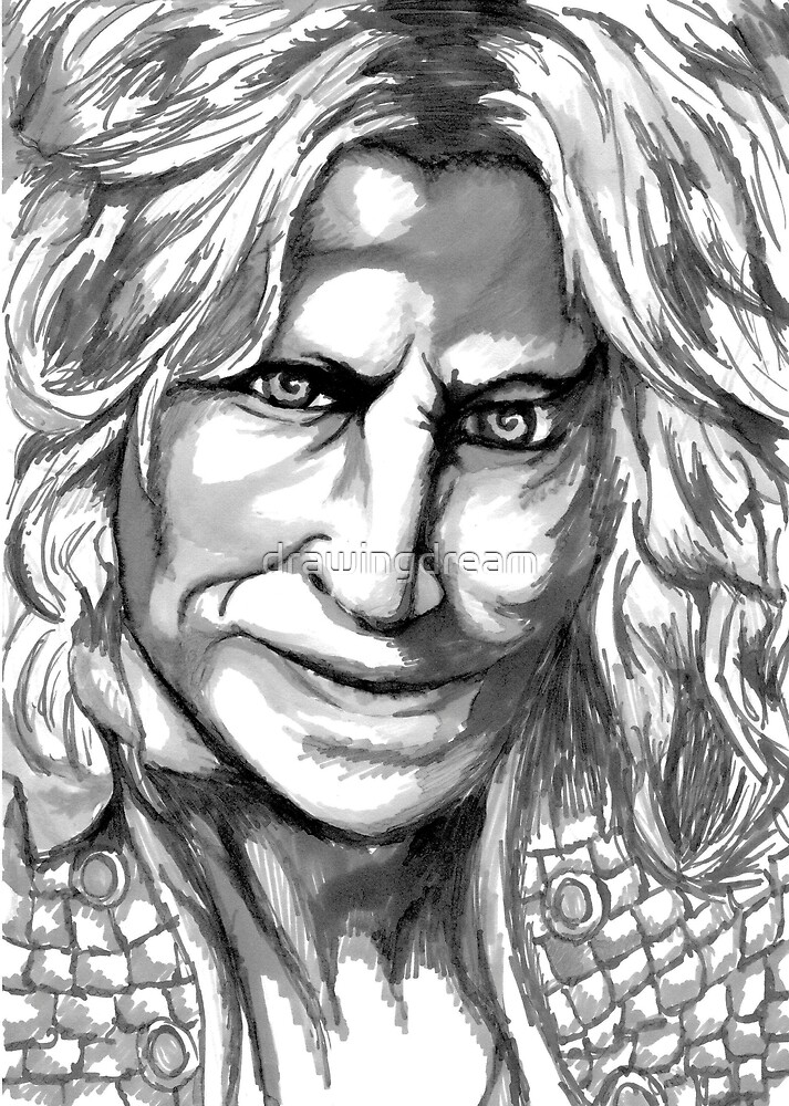 Rumpelstiltskin [OUAT] by drawingdream
