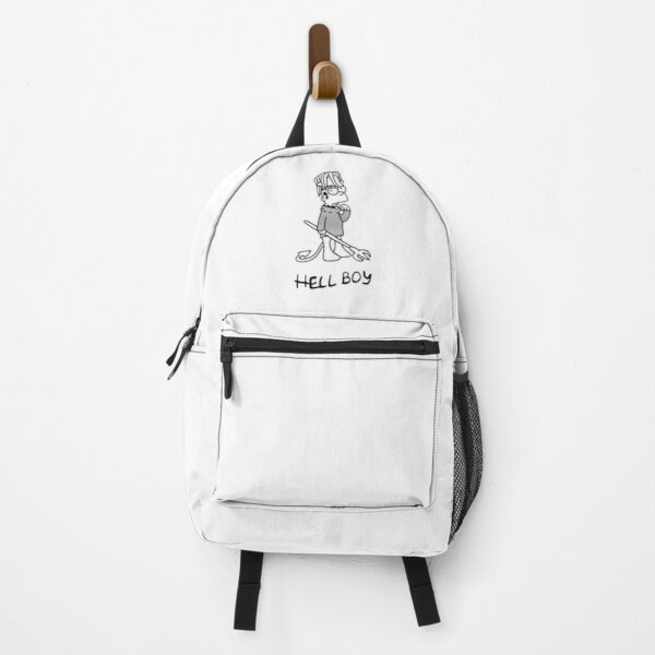 Lil Peep and Lil Tracy Hell Boy Tattoo Backpack