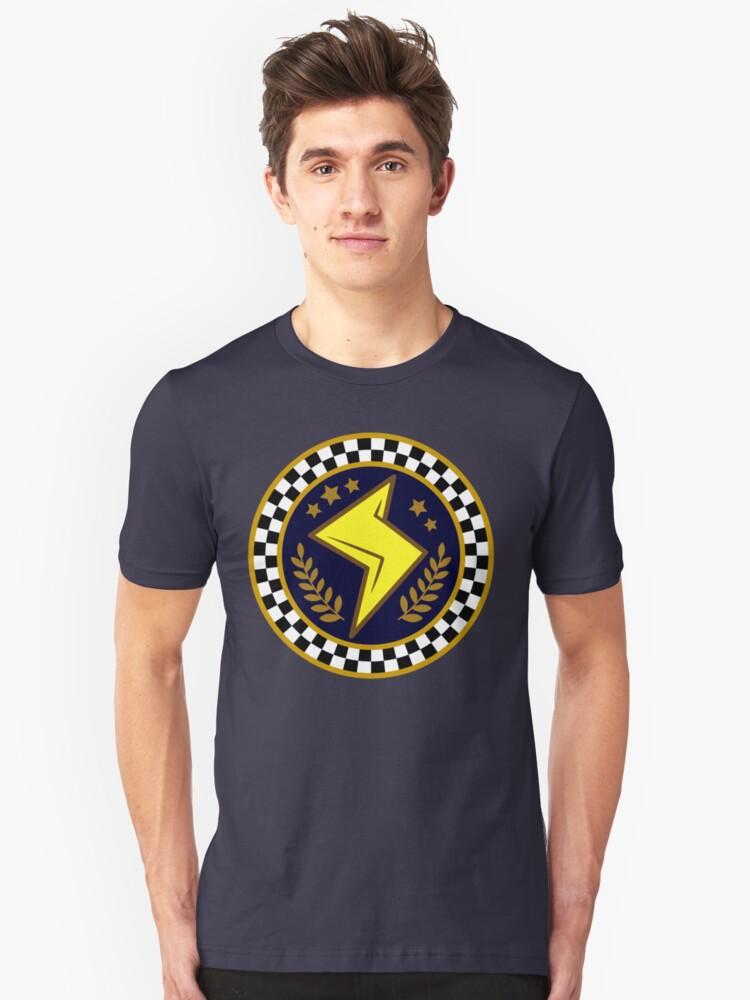 Lightning Cup Unisex T-Shirt Front