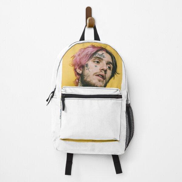 Lil Peep Portrait  Backpack