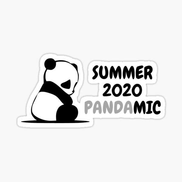 PANDAMIC 2020 Sticker