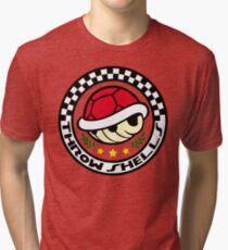 Throw Shells Tri-blend T-Shirt