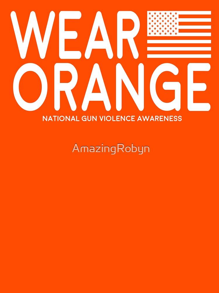 Wear Orange - National Gun Violence Awareness (NO PROFIT TAKEN!) | Unisex T-Shirt