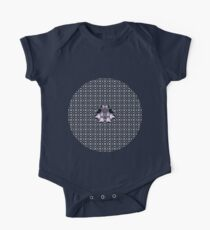 Purple Web Kids Clothes