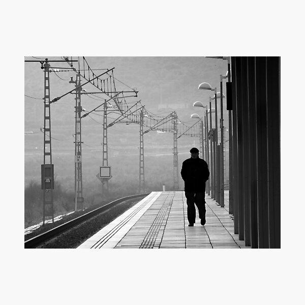 Destination Unknown ... Photographic Print