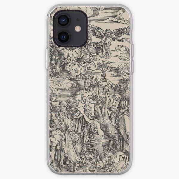 DURER. The Apocalypse. The Whore of Babylon, ALBRECHT DURER. iPhone Soft Case