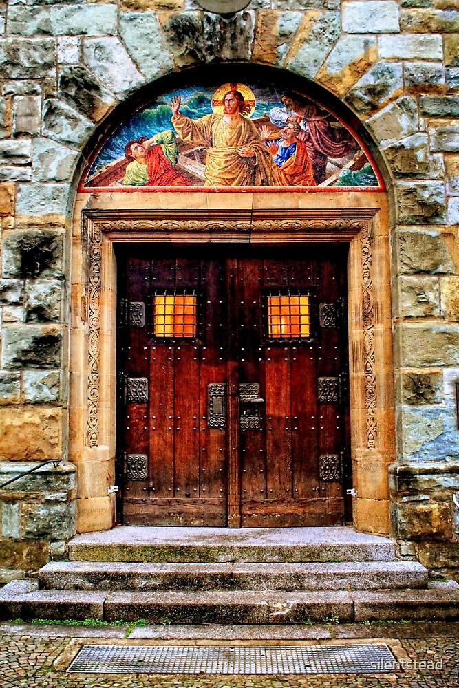 St. Peter's Door by silentstead