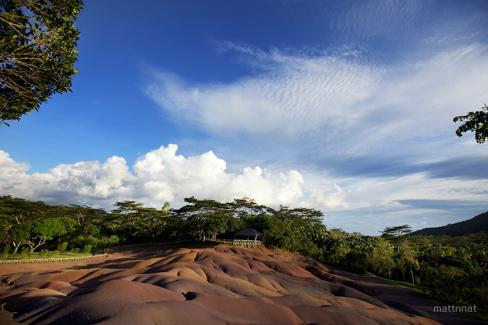 Mauritius - Painted Earth by mattnnat