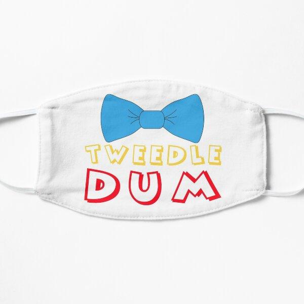 Tweedle Dum Flat Mask