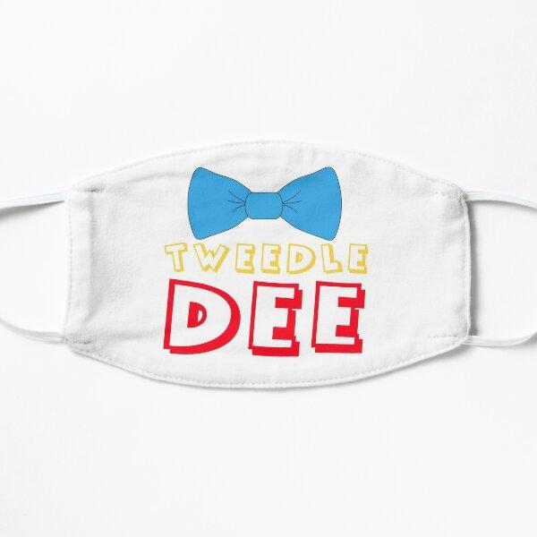 Tweedle Dee Flat Mask