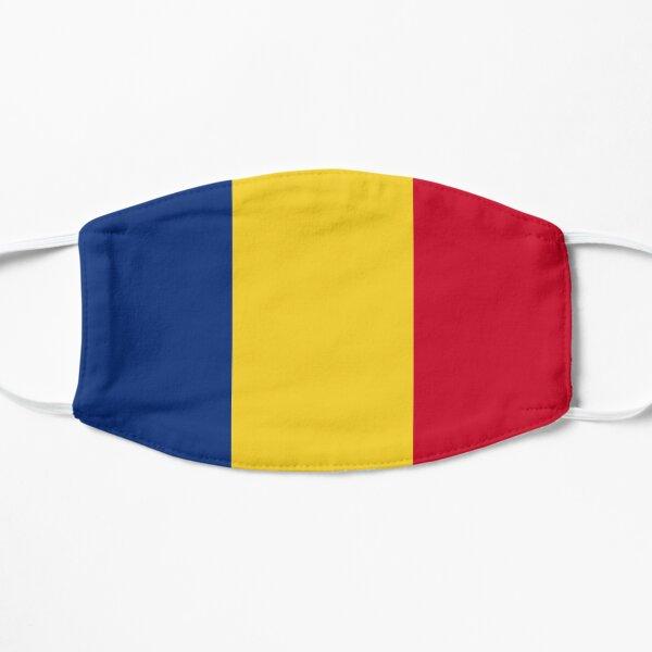 Flag of Romania Flat Mask