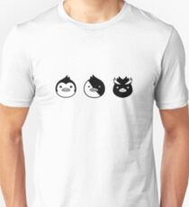 Pingroup, Kiga and Penguin Force T-Shirt
