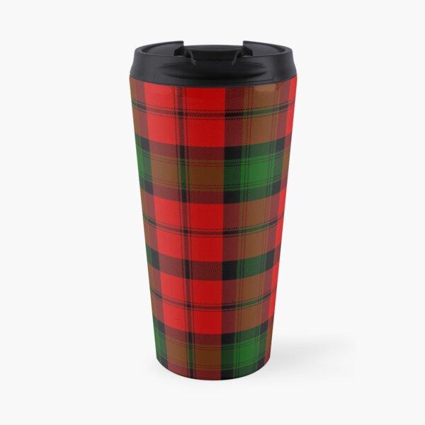 Kerr Clan Tartan Travel Mug